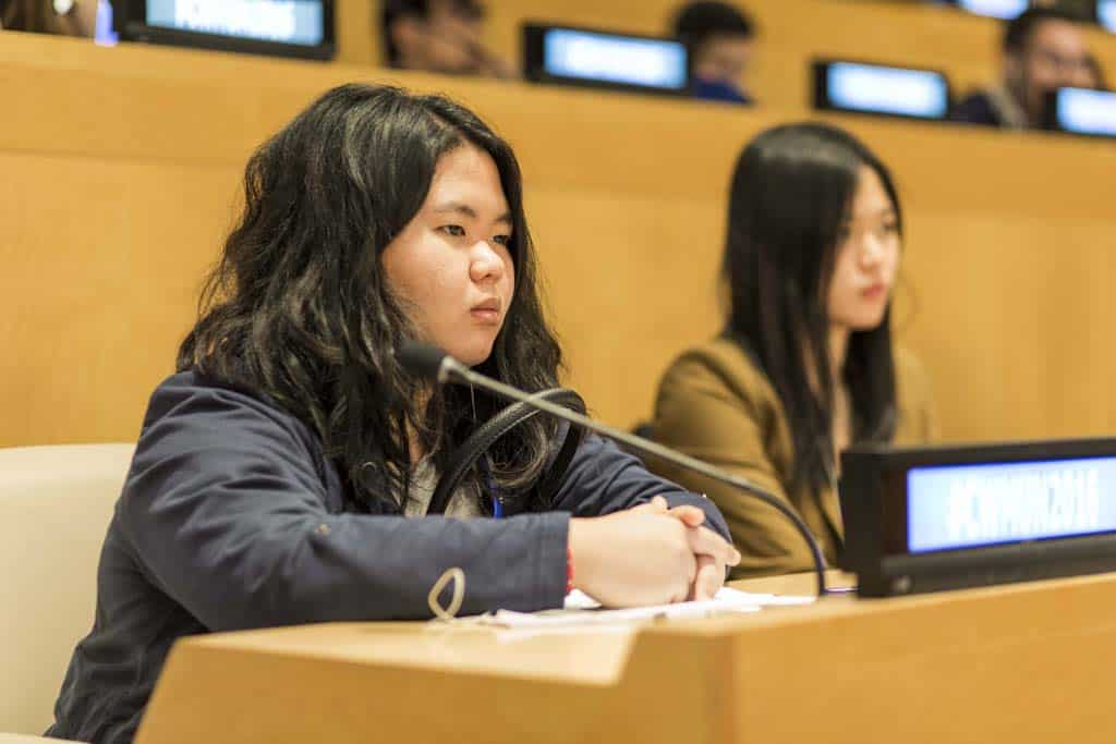 Change the World MUN New York 1