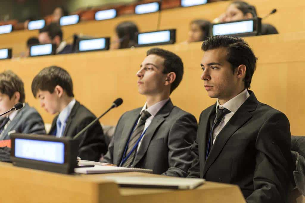 Change the World MUN New York 2