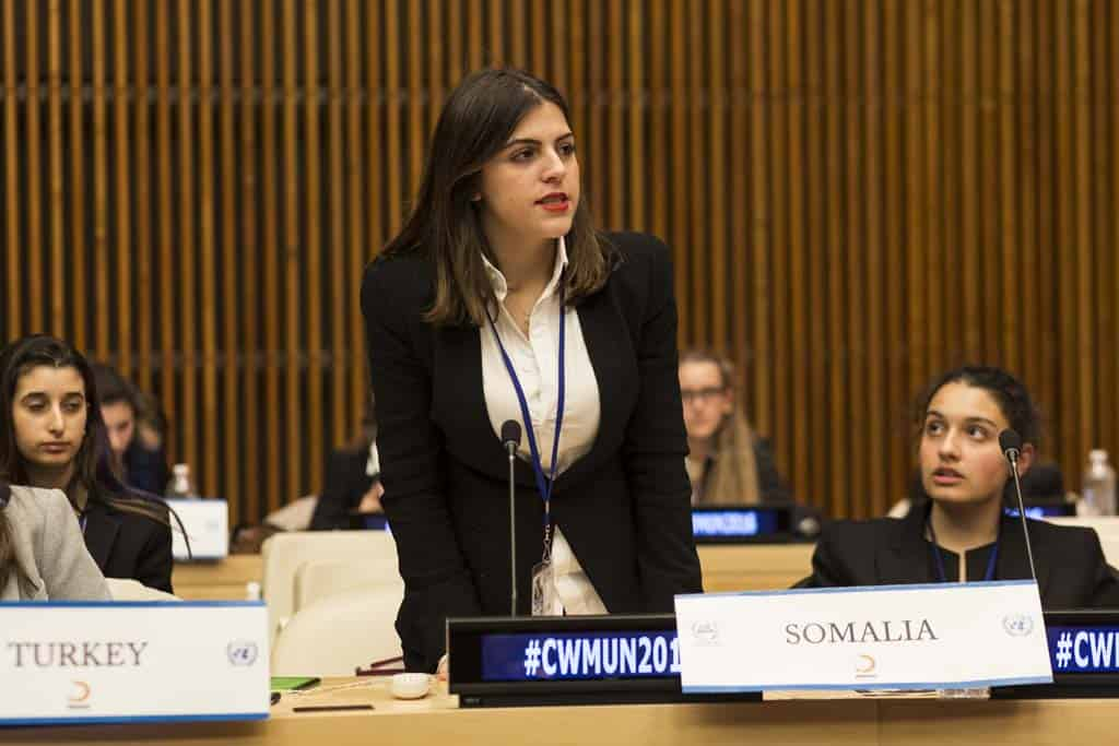 Change the World MUN New York 11