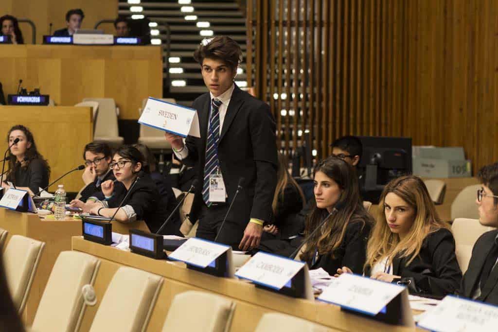 Change the World MUN New York 12