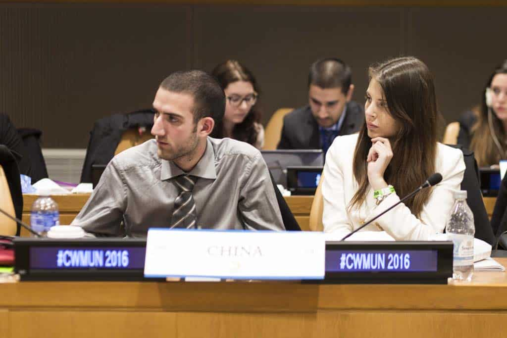 Change the World MUN New York 15