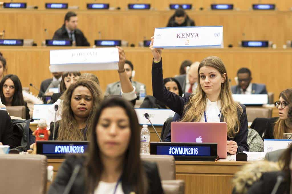 Change the World MUN New York 21