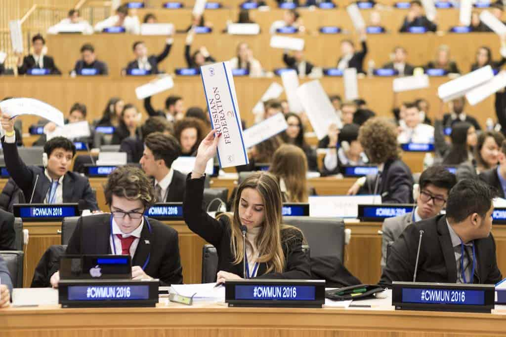Change the World MUN New York 23