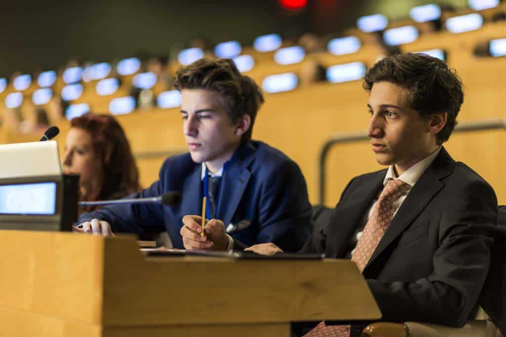 Change the World MUN New York 3