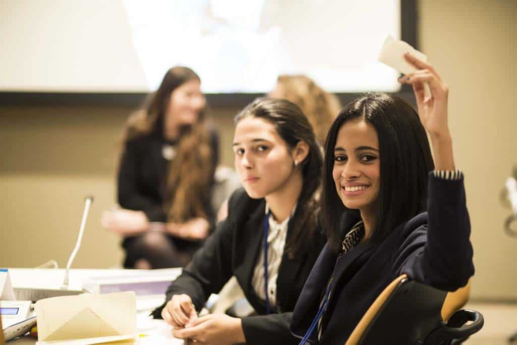 Change the World MUN New York 7