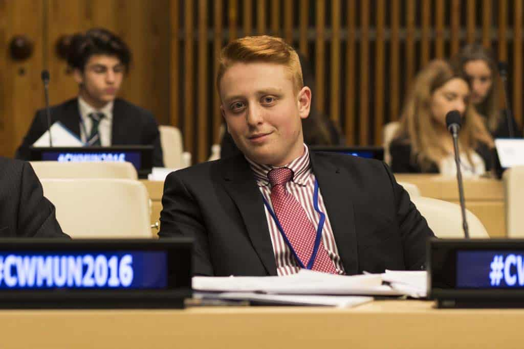 Change the World MUN New York 10