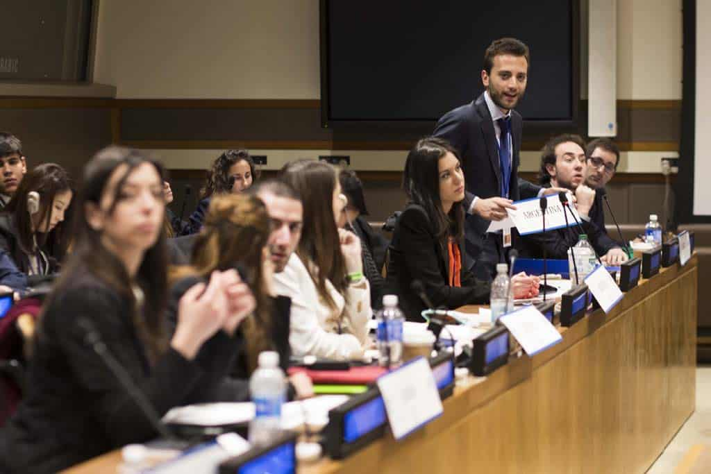 Change the World MUN New York 16
